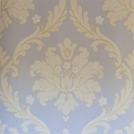 Vintage Damask Vinyl Wallpaper Roll