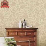 Beautiful Vintage Deep Embossed Wallpaper Roll