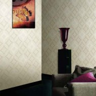 Classic Vintage Deep Embossed Vinyl Wallpaper Roll