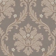 Beautiful Vintage Damask Vinyl Wall Paper Roll