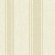 Classic Stripe Vinyl Wallpaper Roll