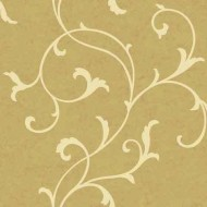 Golden Chic Classic Wallpaper Roll